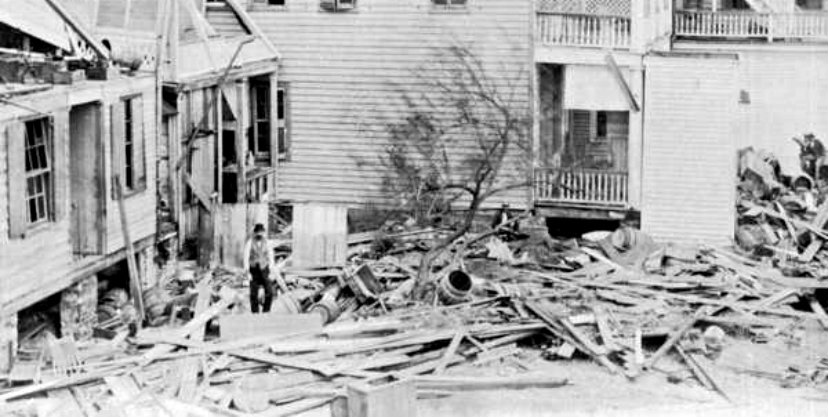 The Last Straw: the Devastating Hurricane of 1893